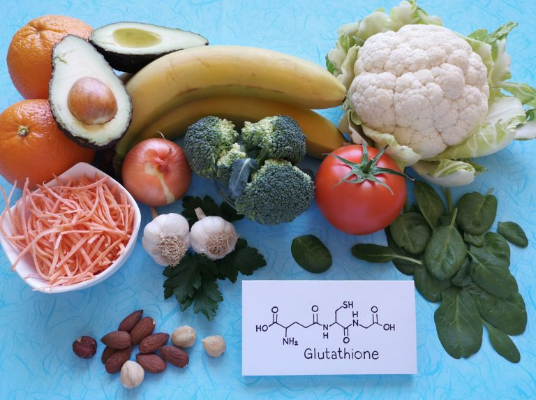 Glutathione – an extremely powerful antioxidant