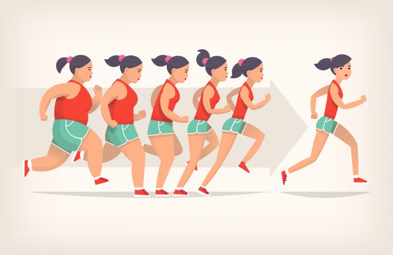 How to run to lose weight? The main thing is regularity
