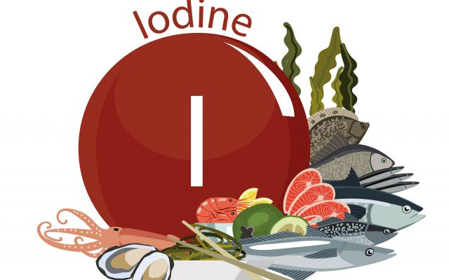 Iodine – a marine element