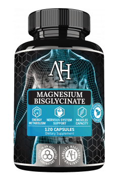 Magnesium in an innovative, optimally bioavailable form of Magnesium Bisglycinate - Apollo's Hegemony Magnesium Bisglycinate