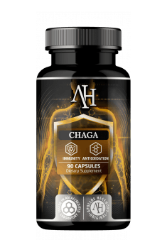 Apollo's Hegemony Chaga - optimally selected extract of Chaga vital mushrooms