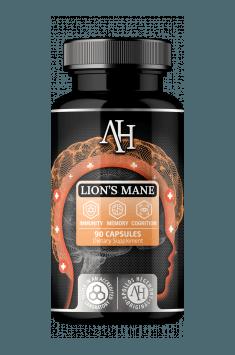 Apollo's Hegemony Lion's Mane - 30% extract of Lion's Mane!