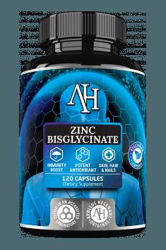Apollo's Hegemony Zinc Bisglycinate - tested zinc supplement