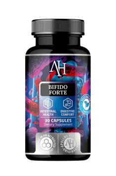 Correctly set of probiotics strain can help with restoring optimal gut microbiota - we recommend Apollo's Hegemony Bifido Forte which contains full spectrum of probiotics of Bifidobacterium group