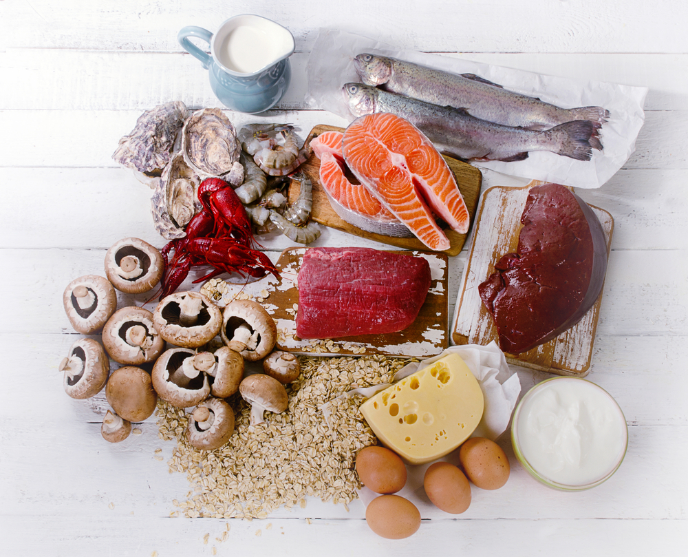 Best dietary sources of Vitamin B12