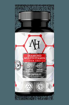 Recommended vitamin complex for men - Apollo's Hegemony Diamond Multivitamin