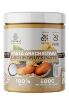 Soncone pastes will be a great addition to your healthy snacks!