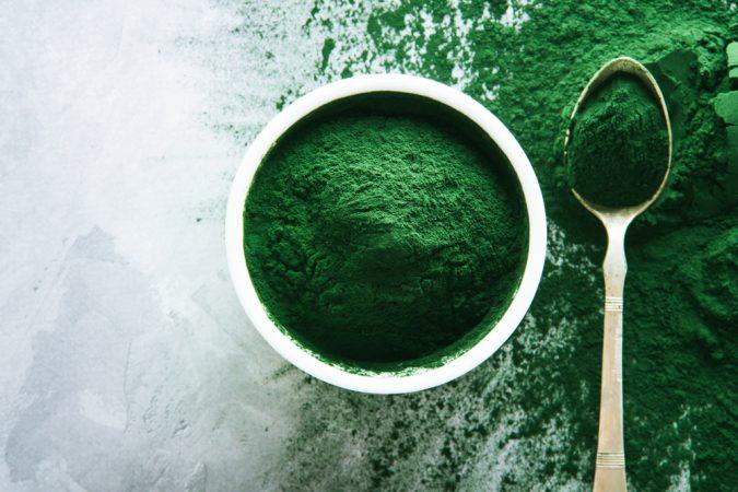 Chlorella – an algae that help cleanse the body