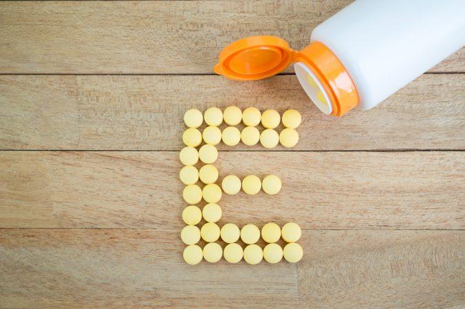 Vitamin E – more than the vitamin