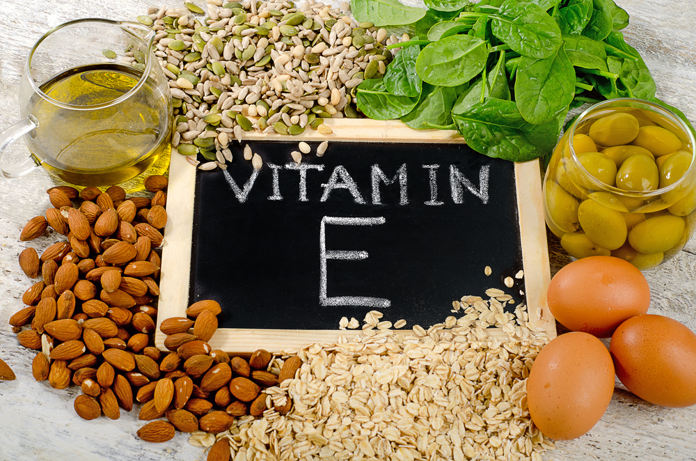 Best dietary sources of vitamin E